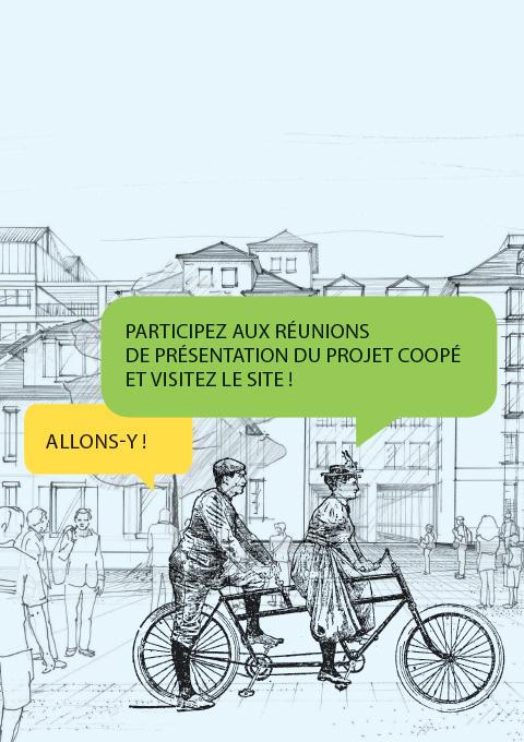 Illustration tandem projet coopé