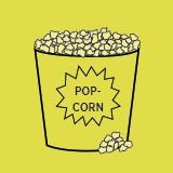 Sceau de popcorn