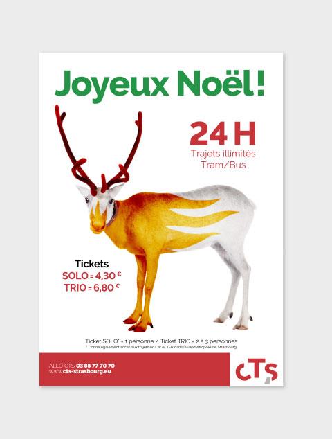 journal CTS Noël