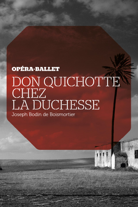 affiche opéra don quichotte metz