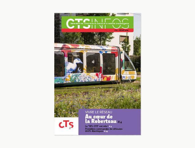 CTS Info journal interne