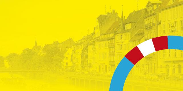 création photo quai des bateliers Strasbourg