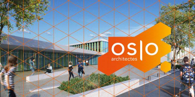 logo et perspective Architecture