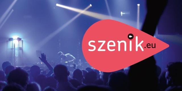 logo évènement concert szenik.eu